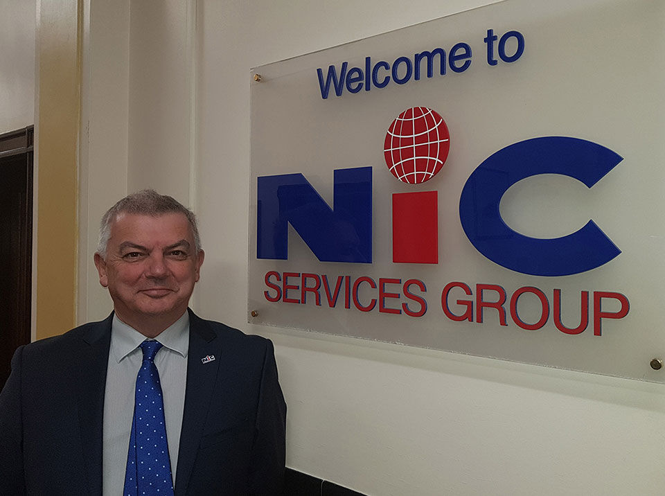 NIC welcomes a new Operations Director to their expanding team